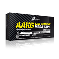 pre workout Olimp Nutrition AAKG Extreme 1250 Mega Caps