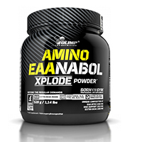 Amino Amino EAAnabol Xplode Olimp Nutrition - Fitnessboutique