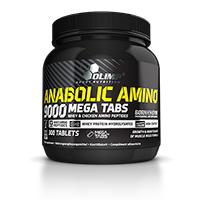 Acides aminés Anabolic Amino 9000