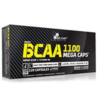 Acides aminés BCAA Mega Caps LIVRAISON