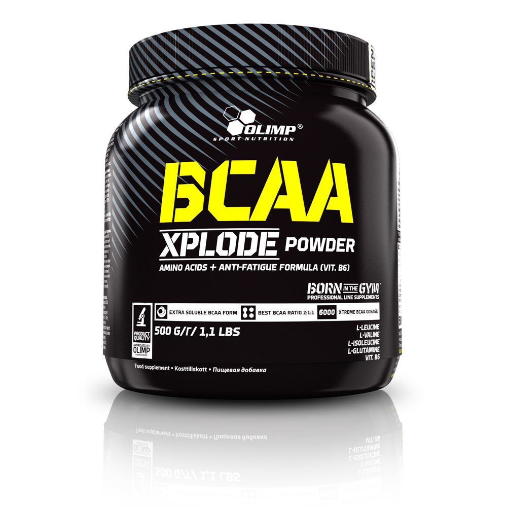 Olimp Nutrition BCAA Xplode Powder
