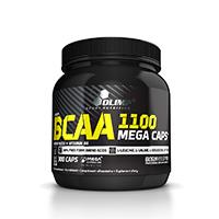 Acides Aminés BCAA Mega Caps