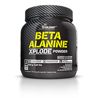 Complements Energetiques Olimp Nutrition Beta Alanine Xplode