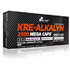 Créatine Kre-alkalyn Kre Alkalyn 2500 Mega Caps Olimp Nutrition - Fitnessboutique