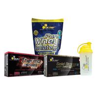 Protéines de sèche Mini Pack Seche