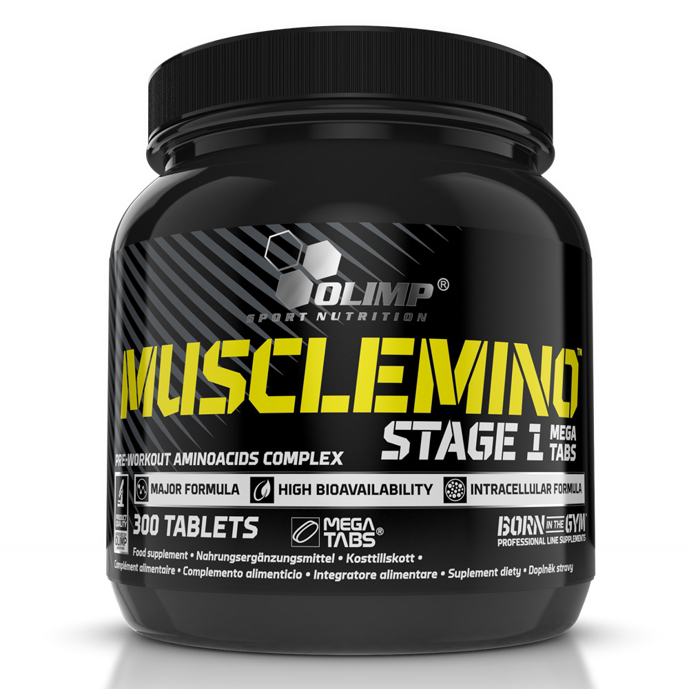 Olimp Nutrition Musclemino Stage 1