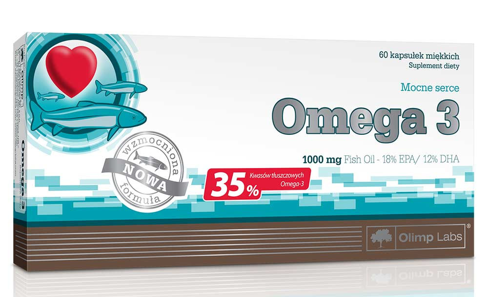 Olimp Nutrition Omega 3 1000 mg