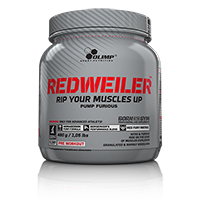 pre workout Olimp Nutrition RedWeiler