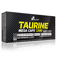 pre workout OLIMP Taurine Mega Caps