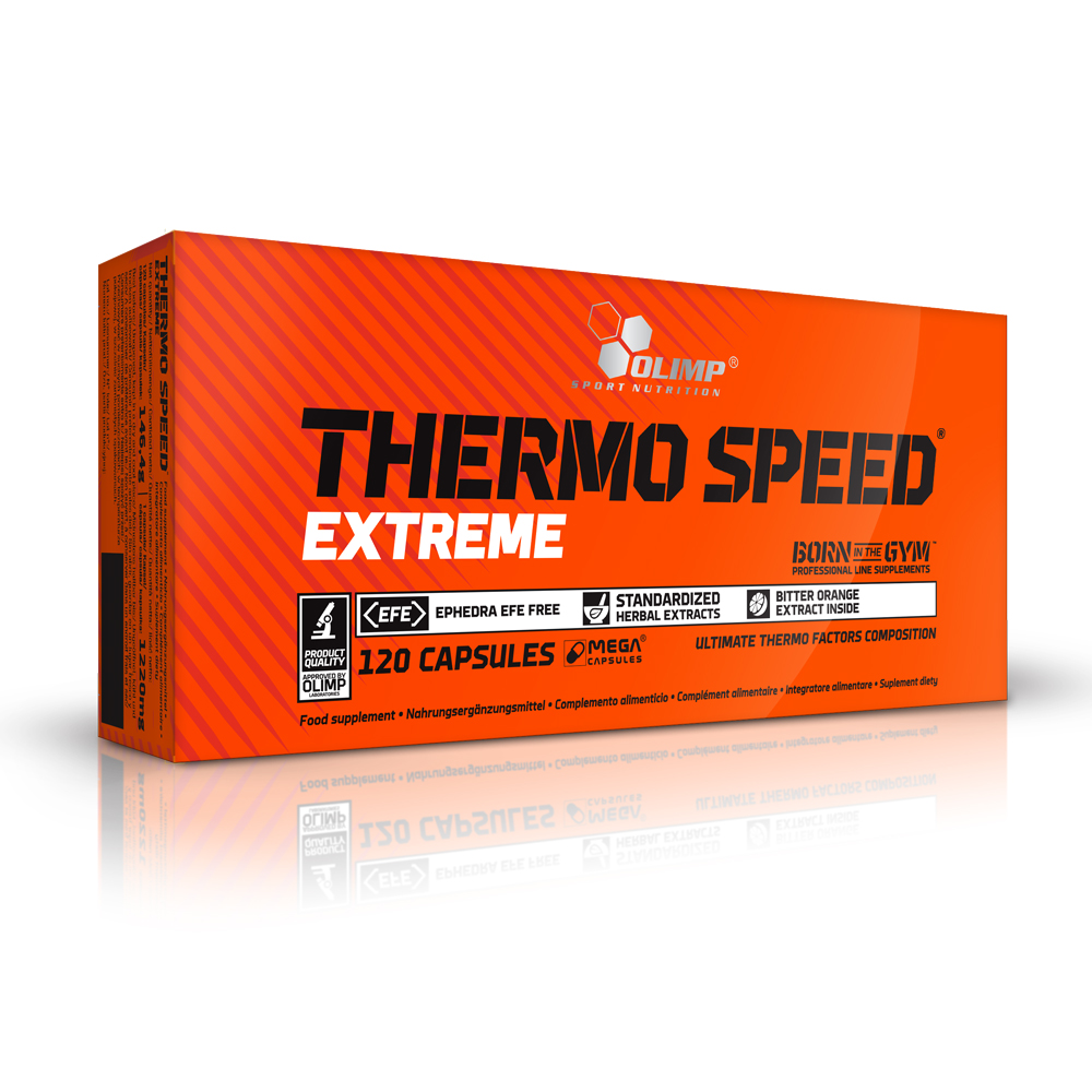 Brûleurs de graisse OLIMP Thermo Speed Extreme Mega Caps