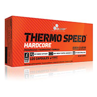 Sèche - Définition Olimp Nutrition Thermo Speed Hardcore Mega Caps