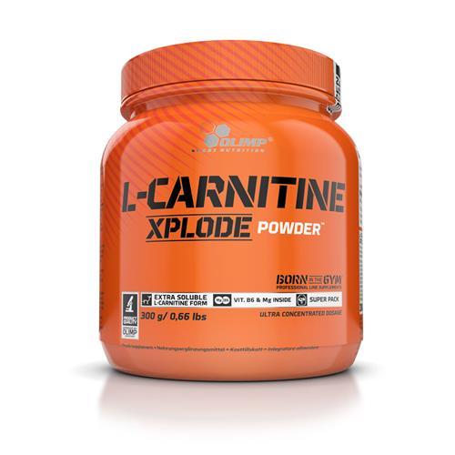 Sèche - Définition Olimp Nutrition L-Carnitine Xplode Powder