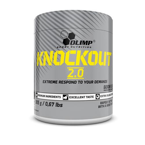 pre workout Knockout 2.0 Olimp Nutrition - Fitnessboutique