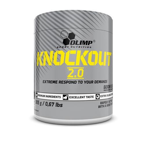 Pre Workout Knockout 2.0
