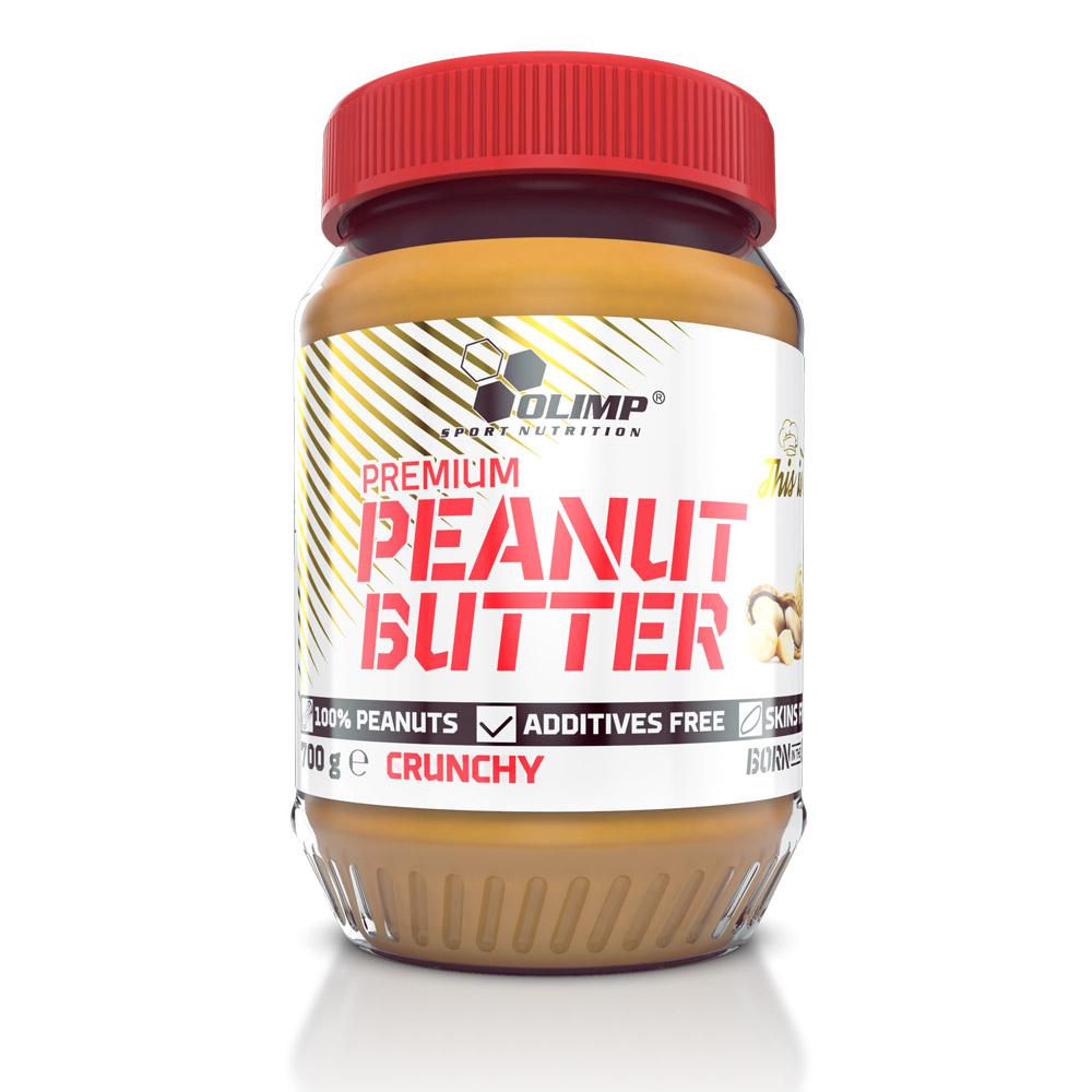 Beurre de Cacahuètes Olimp Nutrition Peanut Butter