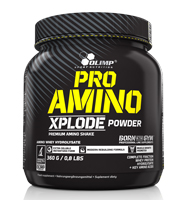 Acides aminés Pro Amino Xplode Powder