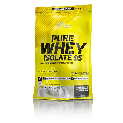 Whey protéine Olimp Nutrition Pure Whey Isolate 95
