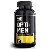 pre workout Optimum nutrition Opti Men