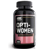 pre workout Optimum nutrition Opti Women