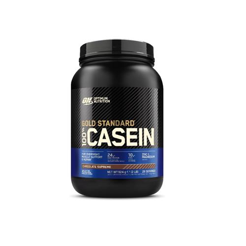 caséine Optimum nutrition 100 % Casein Gold Standard