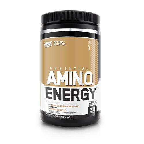 Acides aminés Optimum nutrition AmiNO Energy
