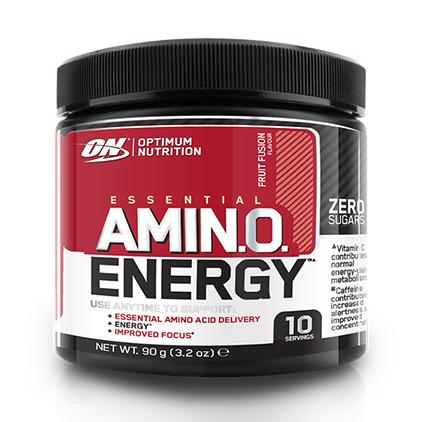 Acides aminés Optimum nutrition AmiNO Energy