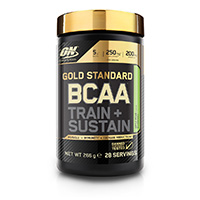 BCAA Optimum nutrition BCAA Gold Standard Train Sustain