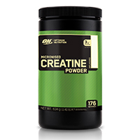 Créatine Monohydrate Optimum nutrition Creatine Powder
