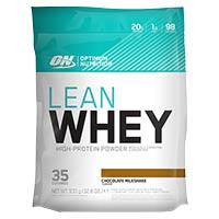 Protéines Optimum nutrition Lean Whey