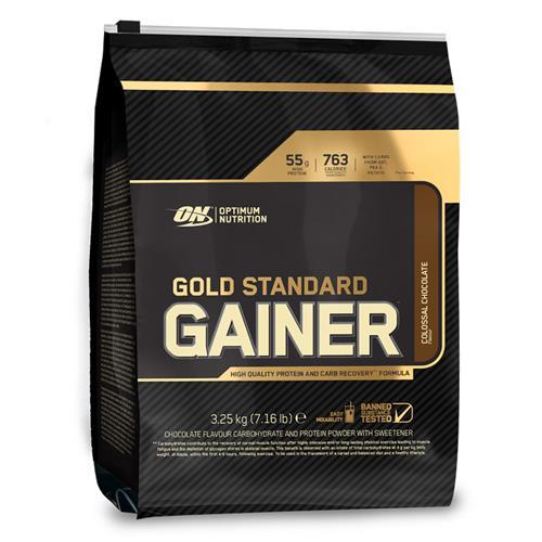 Prise de masse Gold Standard Gainer