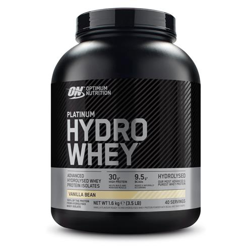 Whey Protéine Platinum HydroWhey Optimum nutrition - Fitnessboutique