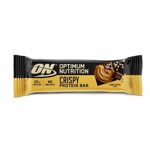 Barres protéinées Optimum nutrition Protein Crisp Bar