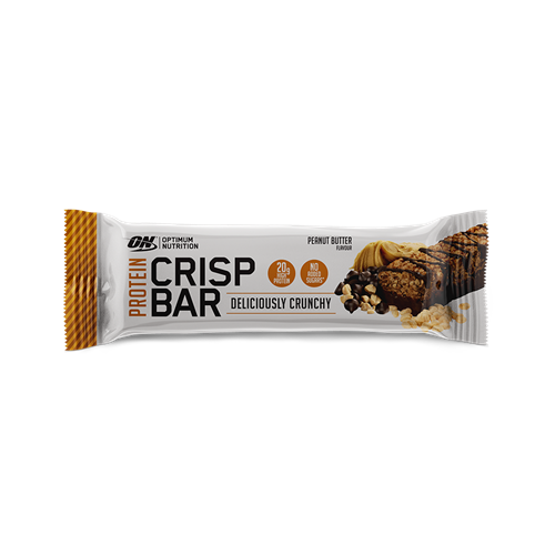 Barres protéinées Protein Crisp Bar Optimum nutrition - Fitnessboutique