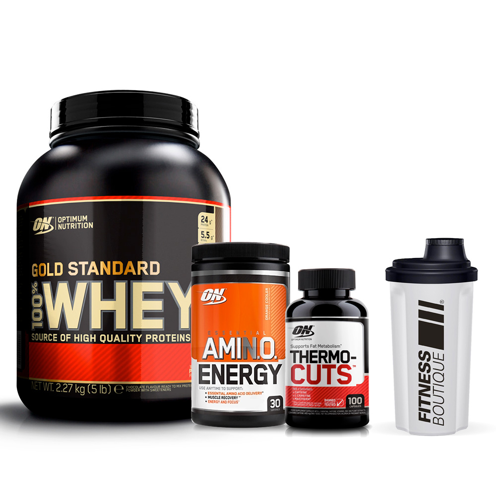 Optimum nutrition Summer Stack XL