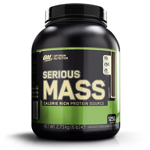Hard Gainer Optimum nutrition Serious Mass