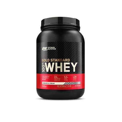 Protéines Gold Standard 100% Whey Optimum nutrition - Fitnessboutique