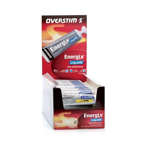 Endurance Overstim Energix Gel Liquide