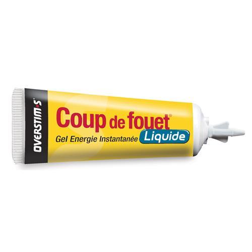Endurance Coup de Fouet Gel Liquide Overstim - Fitnessboutique