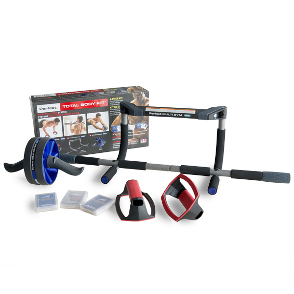 Appareil Abdominaux Perfect Fitness Total Body Kit