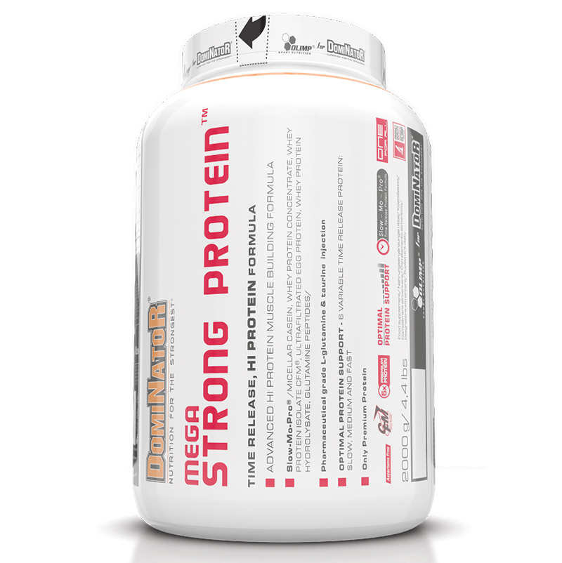 Olimp Nutrition Mega Strong Protein
