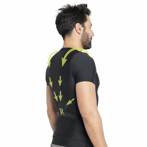 Vêtements Percko T-Shirt Lyne Fit Homme