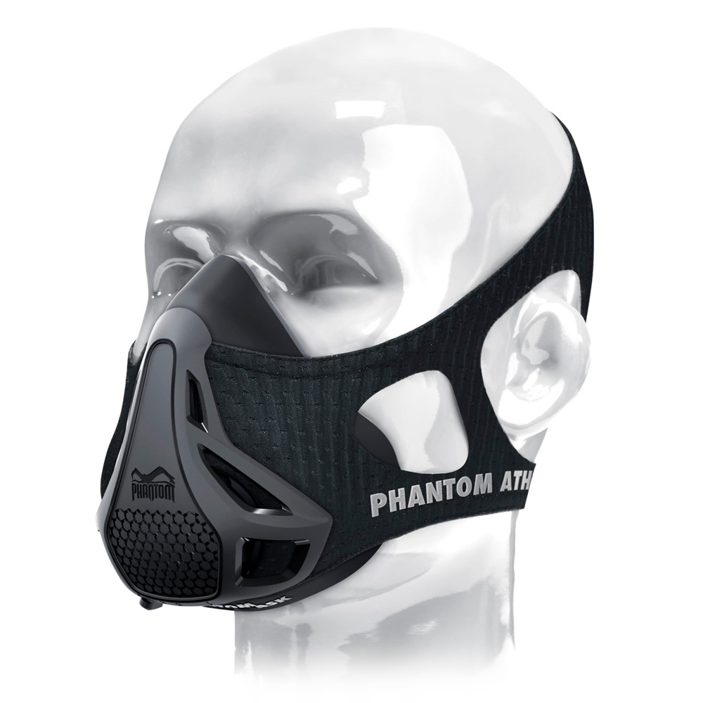 PHANTOM ATHLETICS Training Mask Noir/Gris