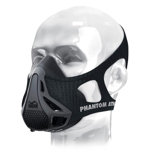 Circuit Training Training Mask Noir/Gris PHANTOM ATHLETICS - Fitnessboutique