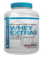 Whey protéine PHARMA FIRST Whey Extras