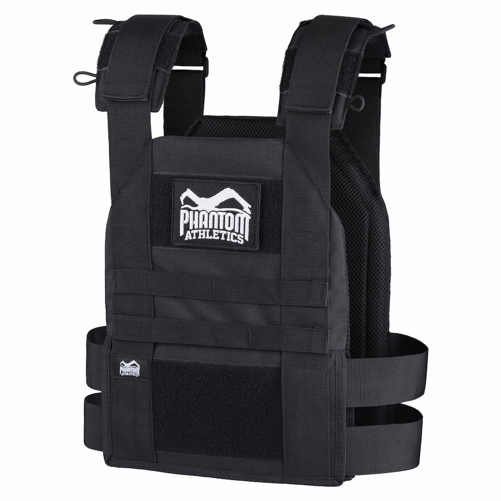 PHANTOM ATHLETICS Training vest + plaques 9 kg.