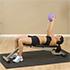 Best Fitness Banc incliné décliné pliable
