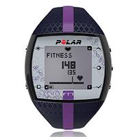 Cardios Fitness - Bien être POLAR FT7F bleue / Lilas