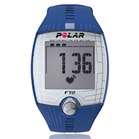 Cardios Fitness - Bien être POLAR FT2 bleu