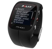 Altimètres - GPS POLAR M400 Noir HR