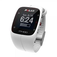 Altimètres - GPS POLAR M400 Blanc HR